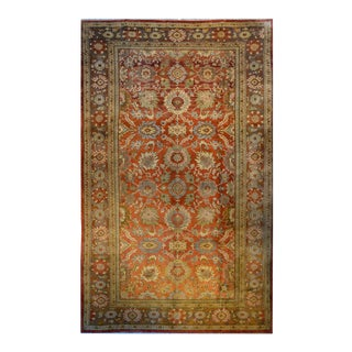 Extraordinary Vintage Sultanabad Rug For Sale