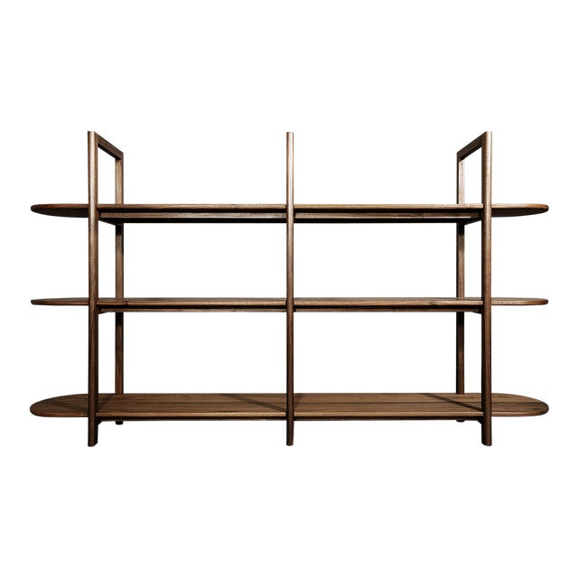 Volk Furniture Sebastian Etagere 3s For Sale