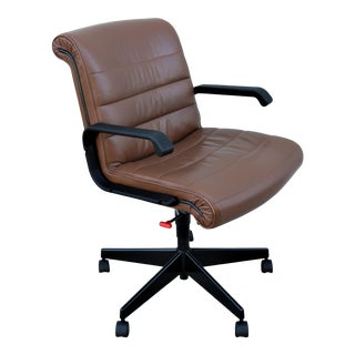 Mid-Century Modern Richard Sapper for Knoll Sapper Executive Ergonomic Chair For Sale