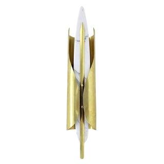 Seven Obelisk Marble Sconces For Sale