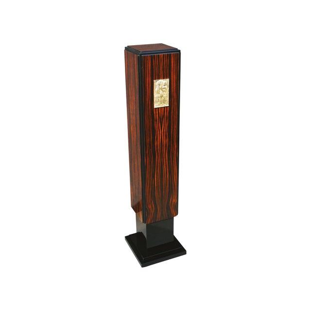 Art Deco Art Deco Pedestal For Sale - Image 3 of 3