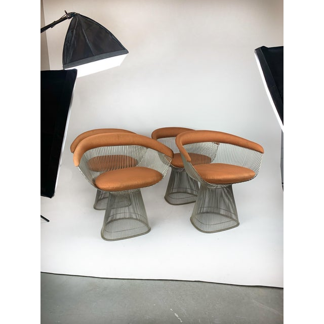 1960s Original Platner Arm Chairs for Knoll International - Set of Four For Sale - Image 12 of 12