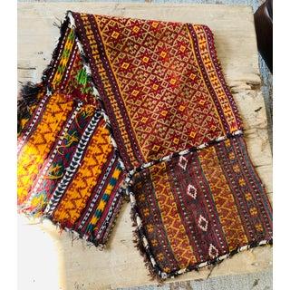 Semi Antique Hand-woven Kurdish Sofreh Textile Preview