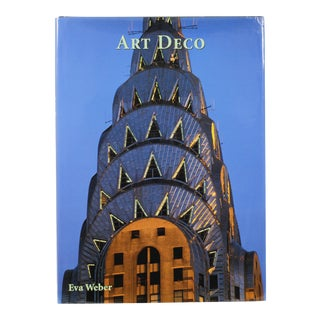 Art Deco Coffee Table Book