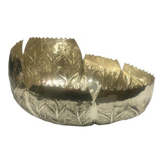 Contemporary Decorative Centerpiece Bowl For Sale
