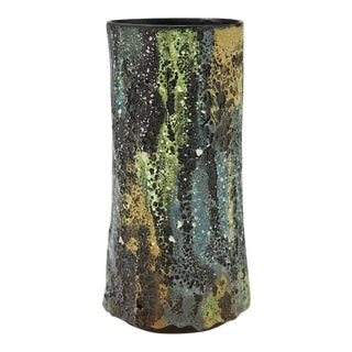 Jay Kvapil, Tall Cylinder With Drip Base, 2017 For Sale