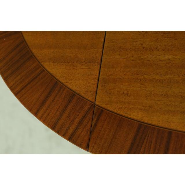 Maitland Smith Satinwood Adam Style Vanity Table For Sale In Philadelphia - Image 6 of 12