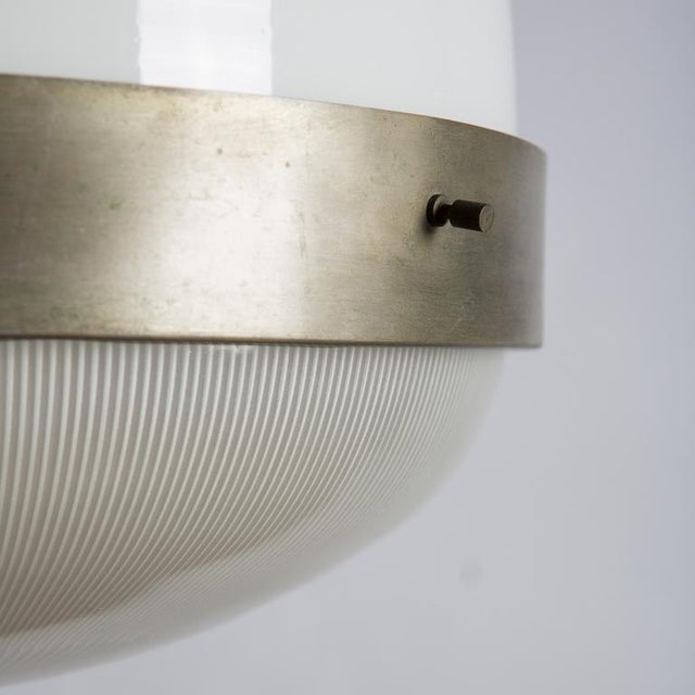 "Big ""Delta"" Suspension by Sergio Mazza for Artemide For Sale - Image 5 of 5"