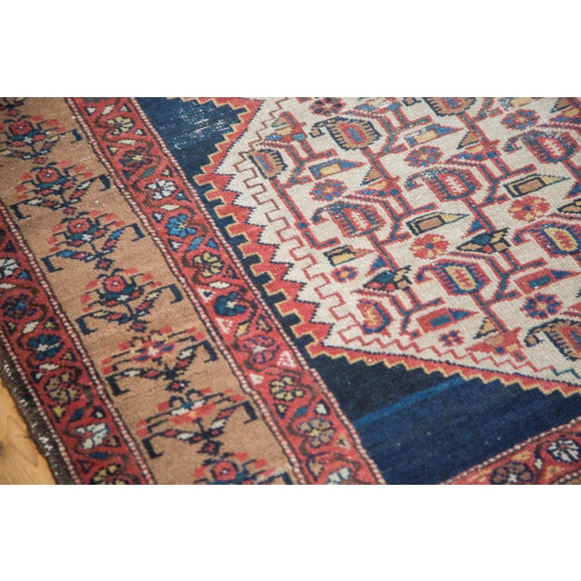 "Distressed Malayer Runner - 3'4"" X 9'2"" - Image 4 of 10"