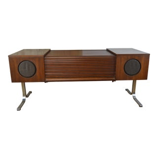 Electrohome Circa 701 Mid Century Space Age Modern Console Stereo For Sale