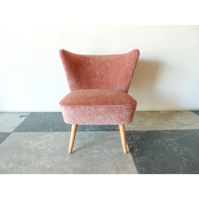 1950s Danish Cocktail Chair For Sale In Phoenix - Image 6 of 6