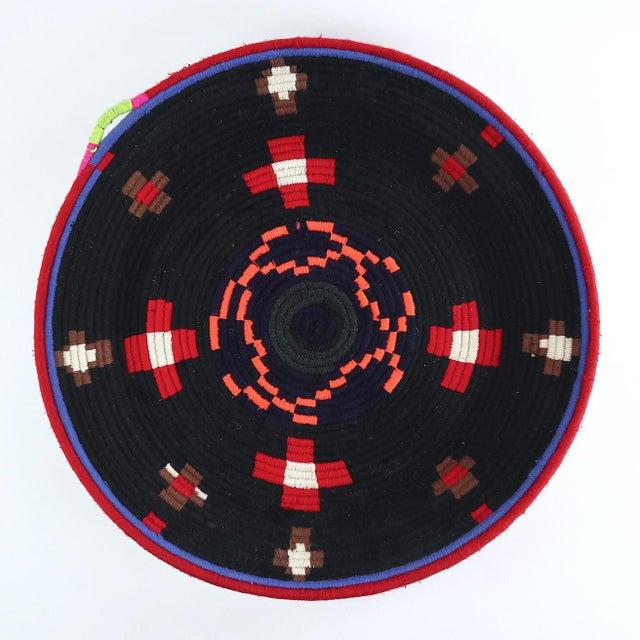 Textile Vintage Moroccan Berber Basket For Sale - Image 7 of 7