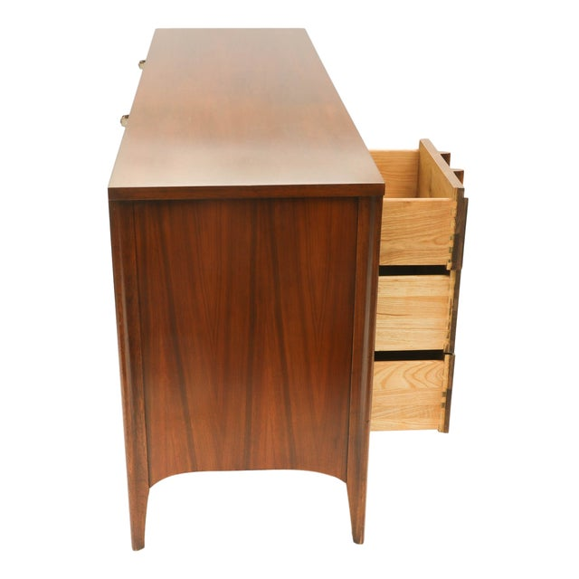 Kent Coffey Perspecta Triple Dresser Credenza - Image 3 of 9
