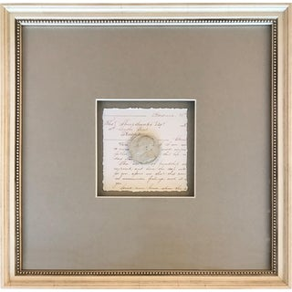 Colonial Collection II - Wall Decor Shadowbox For Sale