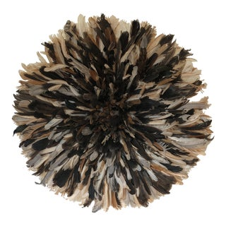 Modern Cameroon Natural Juju Hat For Sale