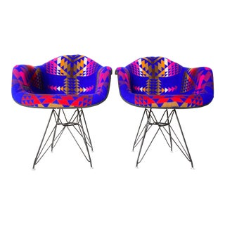 Original Charles Eames Chairs - a Pair For Sale