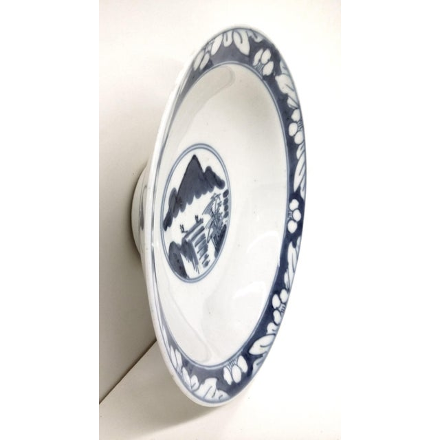 Antique Chinese Blue White Rice Bowl - Image 10 of 10