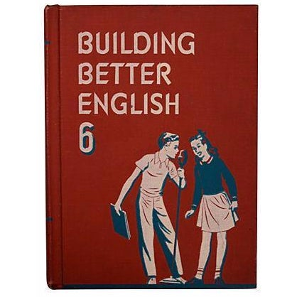 Building Better English For Sale