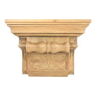 Traditional Century Furniture Hanging Wall Corbel