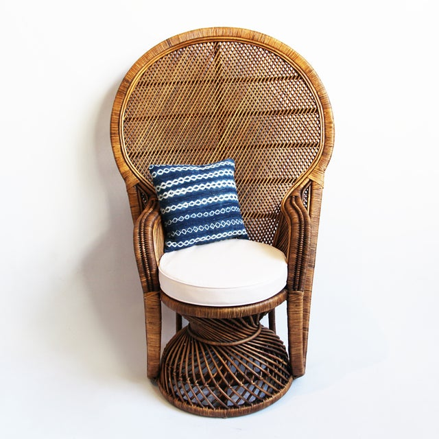 Plantation Peacock Chair - Image 3 of 6