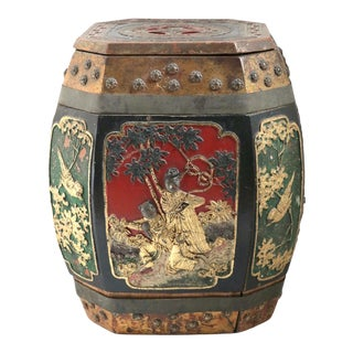 Chinese Rice Barrel For Sale