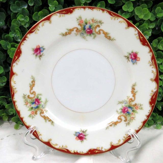 Mismatched Vintage Dessert Plates - Set of 8 - Image 5 of 11