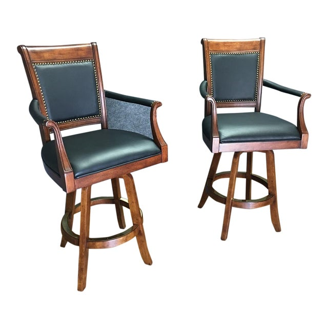 Kingston Barstool by Hillsdale Furniture - Pair - Image 1 of 9