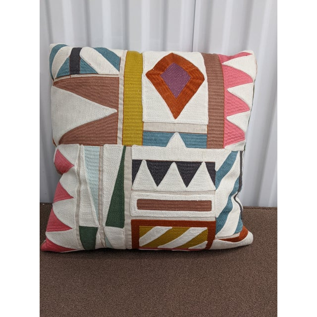 Contemporary Pierre Frey Decorative Pillows - a Pair For Sale - Image 3 of 5