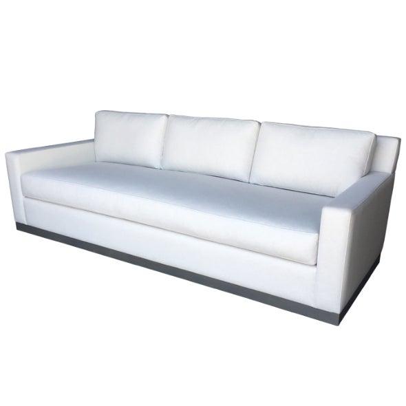 Custom Contemporary Sofa