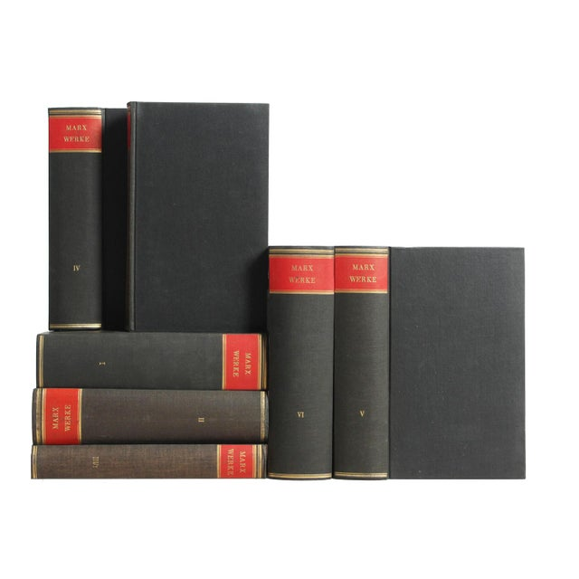 The Writings Of Karl Marx - Set of 7 For Sale