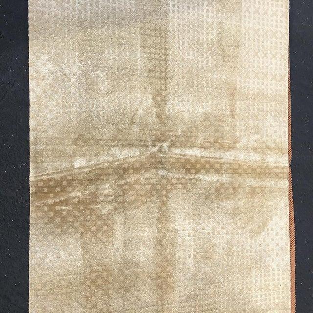 Beige Persian Wool Runner - 3′ × 30′ - Image 6 of 10