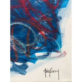 """""""Higher Love"""" Original Abstract Painting by Tony Curry Preview"""