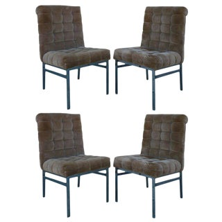 French Chairs By Pierre Cardin - Set Of 4 For Sale