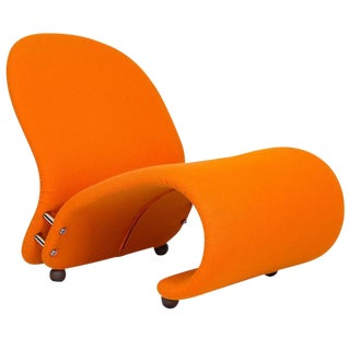 "Verner Panton ""Easy Chair G"" For Sale"