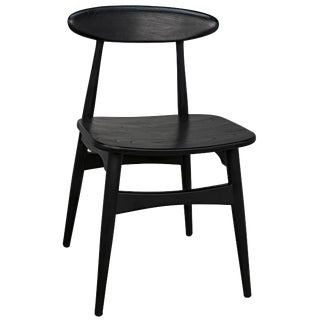 Surf Chair, Charcoal Black For Sale