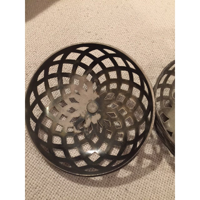 Antique Silver Caged Box - Image 6 of 7