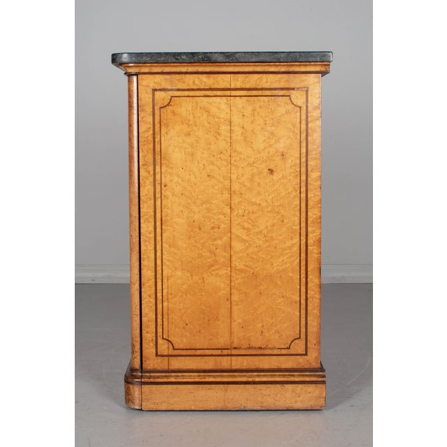 19th Century 19th Century French Charles X Style Cabinet For Sale - Image 5 of 13