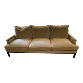 Hickory Chair Transitional Alexander Sofa For Sale