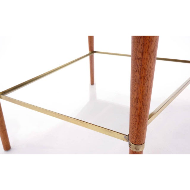 Rare Paul McCobb Trapezoidal Side or End Table For Sale - Image 9 of 10
