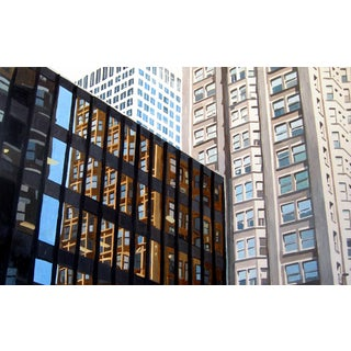 Giclee Print of a Chicago Window For Sale