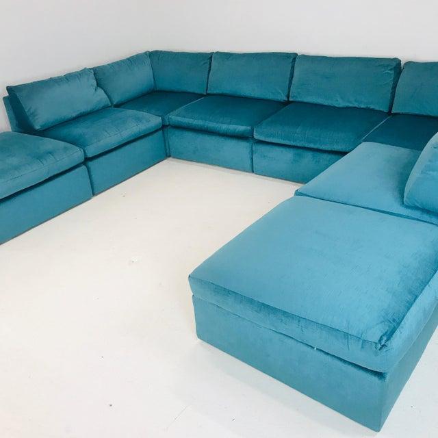 Milo Baughman Modular Sofa For Sale - Image 11 of 12