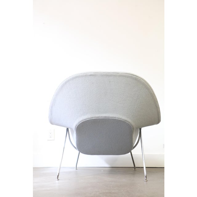 Knoll Pair of Knoll Womb Chairs by Eero Saarinen For Sale - Image 4 of 12
