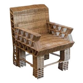 Image of Folk Art Side Chairs