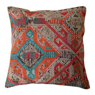 Naila Turkish Kilim Pillow For Sale