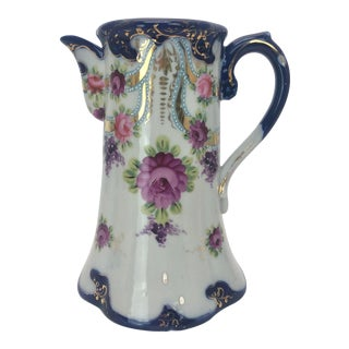 Noritake Antique Tea Pot For Sale