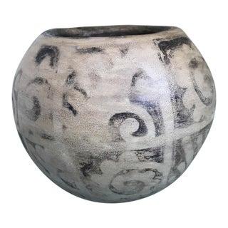 Antique Earthenware Pot