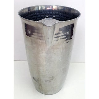 1950s Mid-Century Modern Aluminum Pitcher Preview