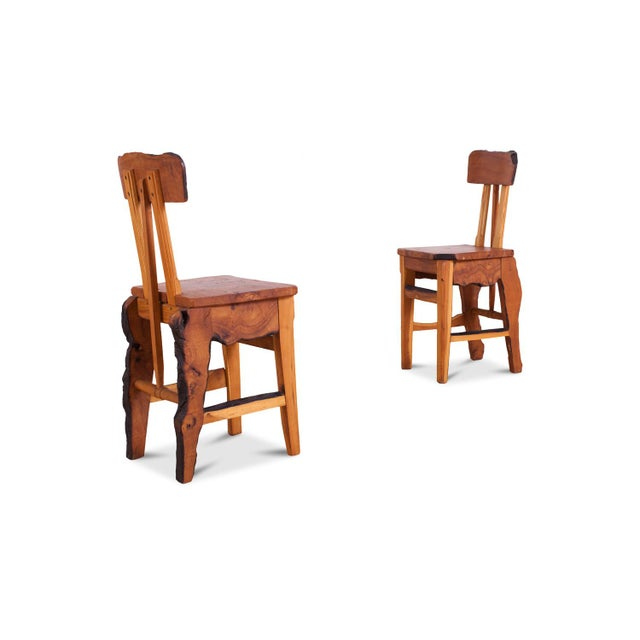 French Atelier Marolles WABI SABI Dining table and chairs For Sale - Image 3 of 5