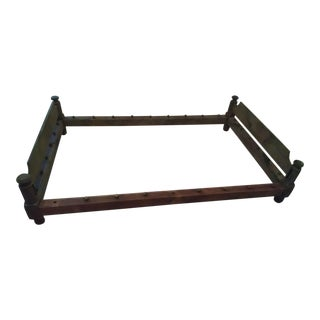 Sale Ending Soon!! Antique Child/Trundle Rope Bed