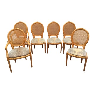 Martin of London Dining Chairs Set of Six